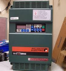 Reliance Electric VFD AC Drive Repairing