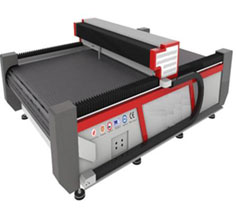 TIL-1325 Laser Engraving and Cutting Machine