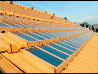 Solar Panel Roof Tiles 02