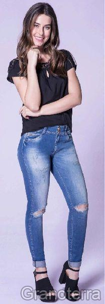 Ladies Palermo Hollywood Denim Jeans