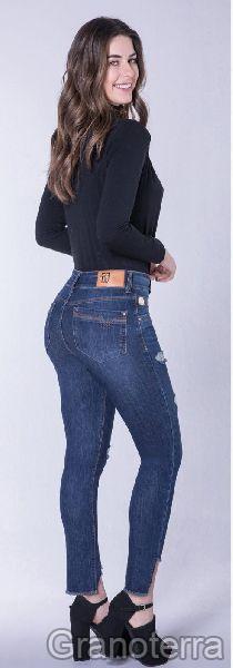 Ladies Puerto Madero Denim Jeans