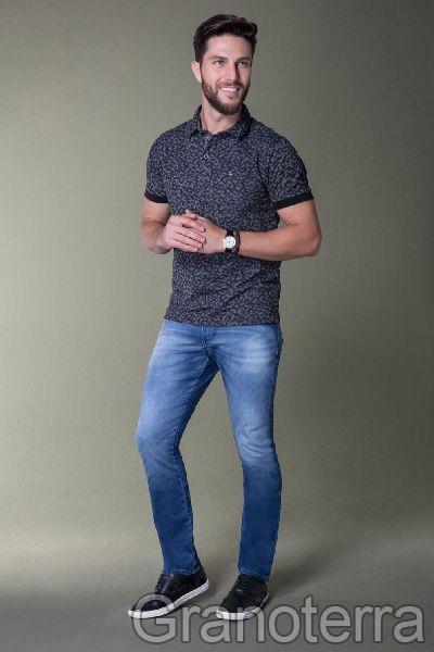Mens San Telmo Denim Jeans
