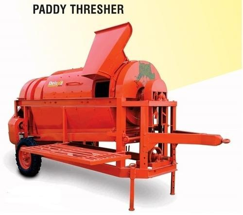 Paddy Thresher 01