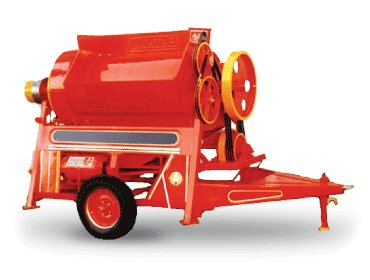 Paddy Thresher 03