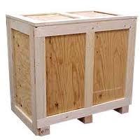 Simple plywood box