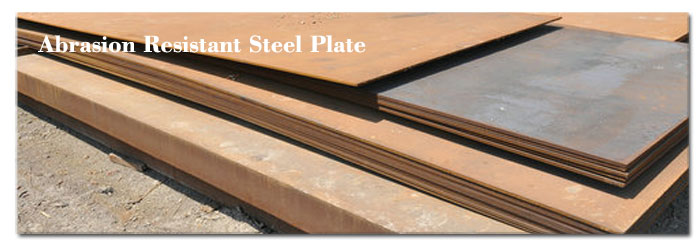 Abrasion Resistant Steel Plates