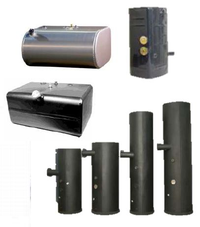 Commercial Vehicle Fuel Tanks