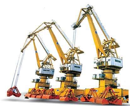 Level Lifting Crane Parts