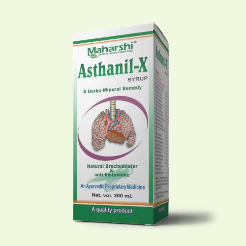 Asthanil - X Syrup