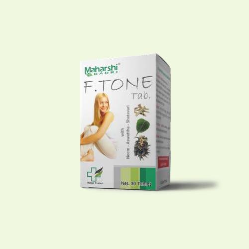 F.Tone Tablets