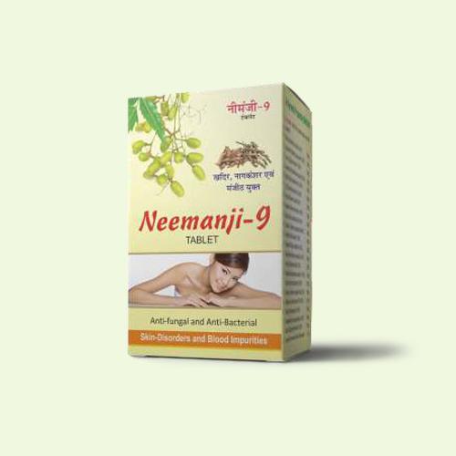 Neemanji - 9 Tablets