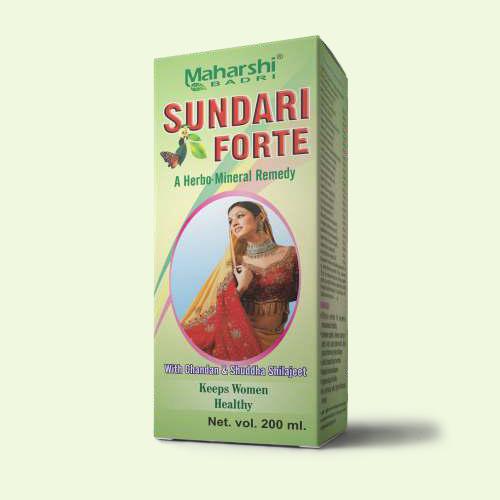Sundari Forte Syrup