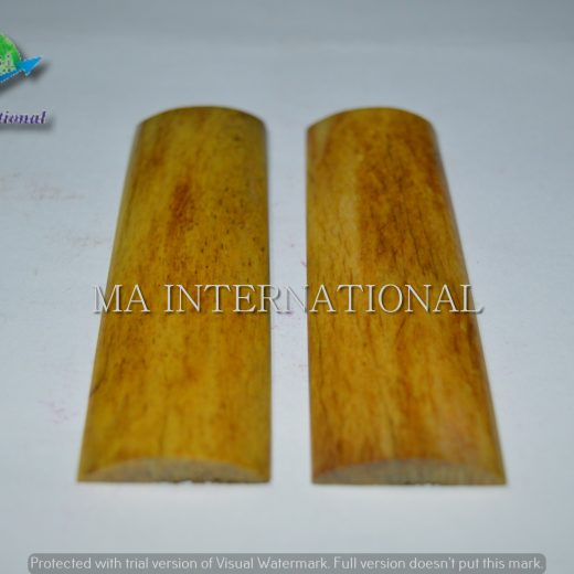 MADBS03 Dyed Stabilized Bone Scales