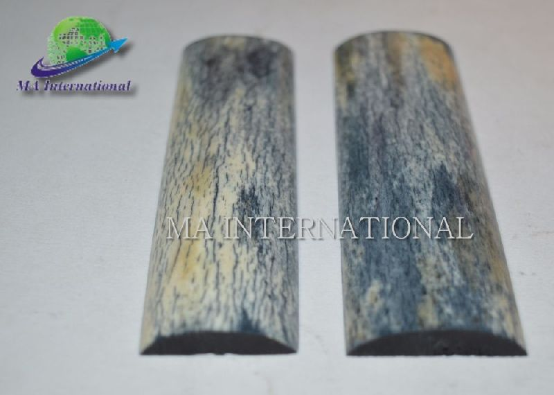 MADBS04 Dyed Stabilized Bone Scales