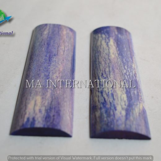 MADBS05 Dyed Stabilized Bone Scales