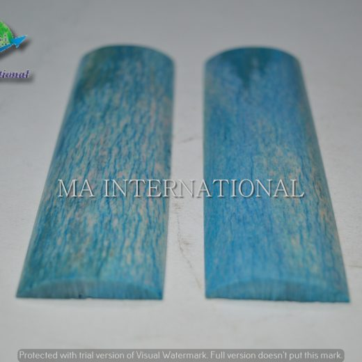 MADBS10 Dyed Stabilized Bone Scales