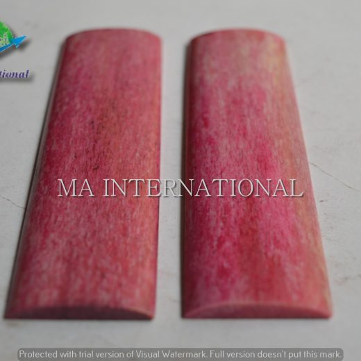 MADBS11 Dyed Stabilized Bone Scales