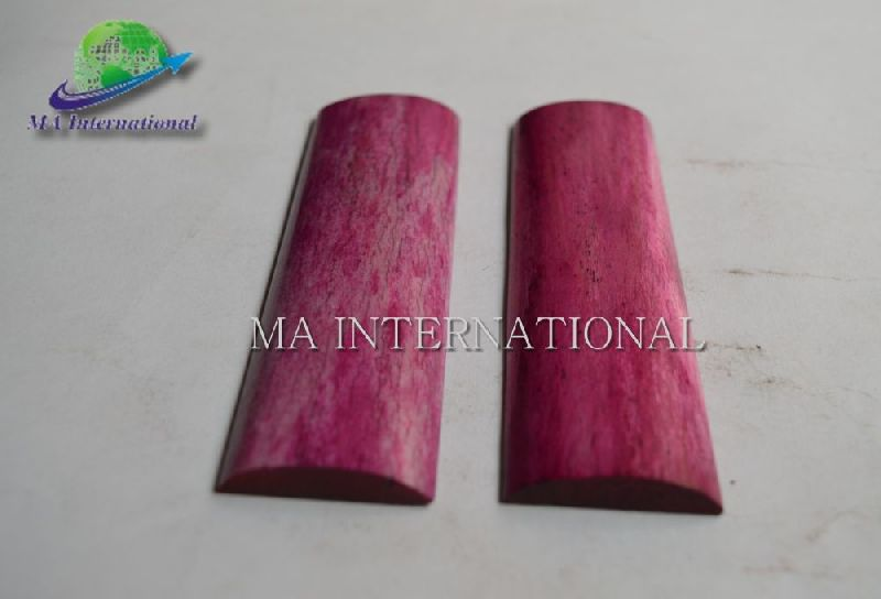 MADBS13 Dyed Stabilized Bone Scales