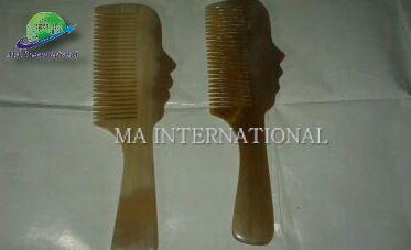 MAHC19 Horn Comb