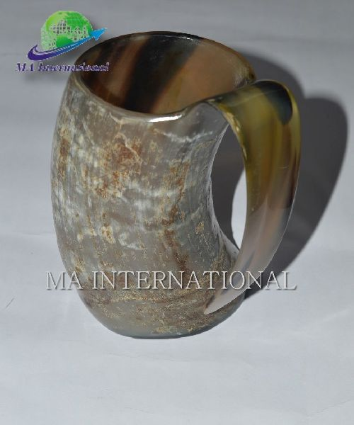 MAHM02 Horn Mug