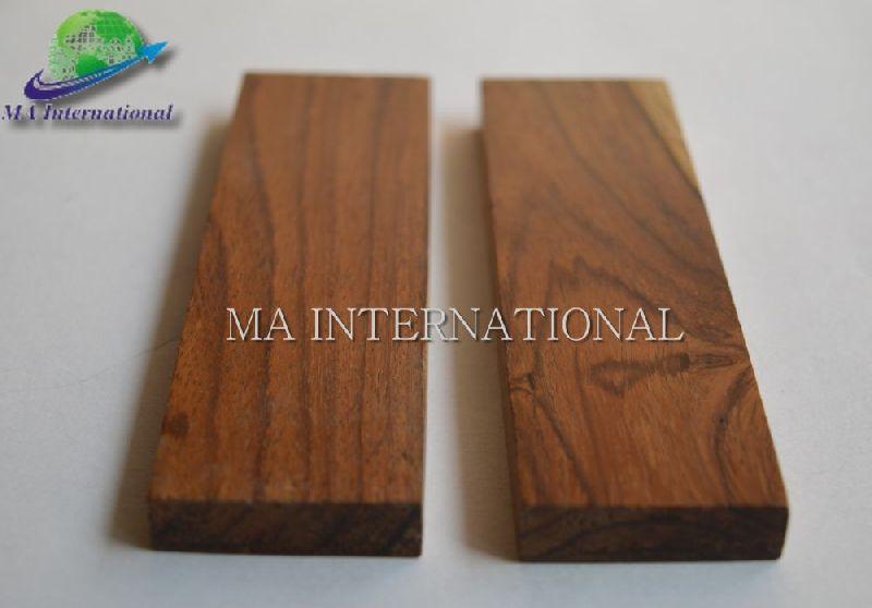 MASWS03 Wood Knife Handles