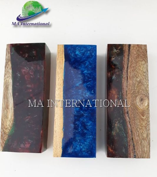 MASWS04 Wood Knife Handles
