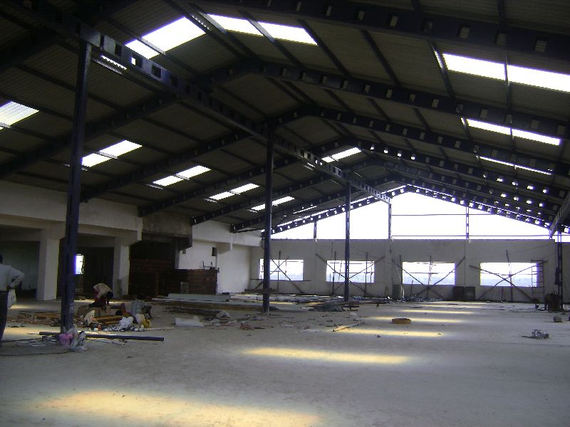 Fabricated Structure Installation Services