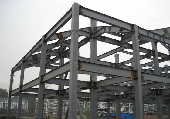 Steel Fabricated Structure 01