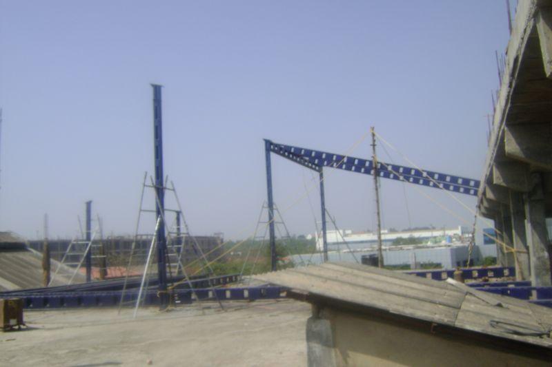 Structure Erection Work 02