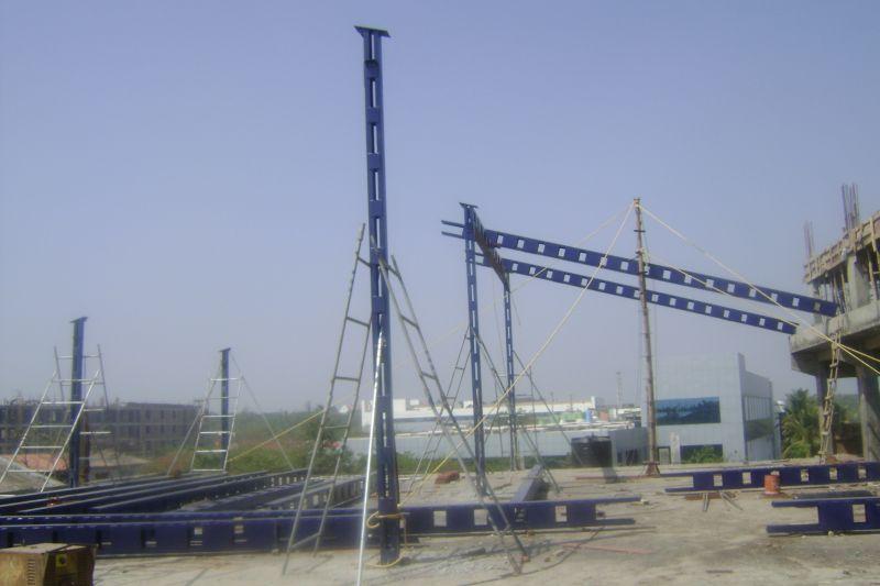 Structure Erection Work 03