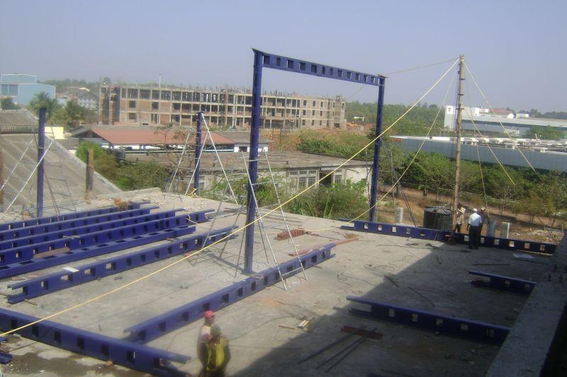 Structure Erection Work 05