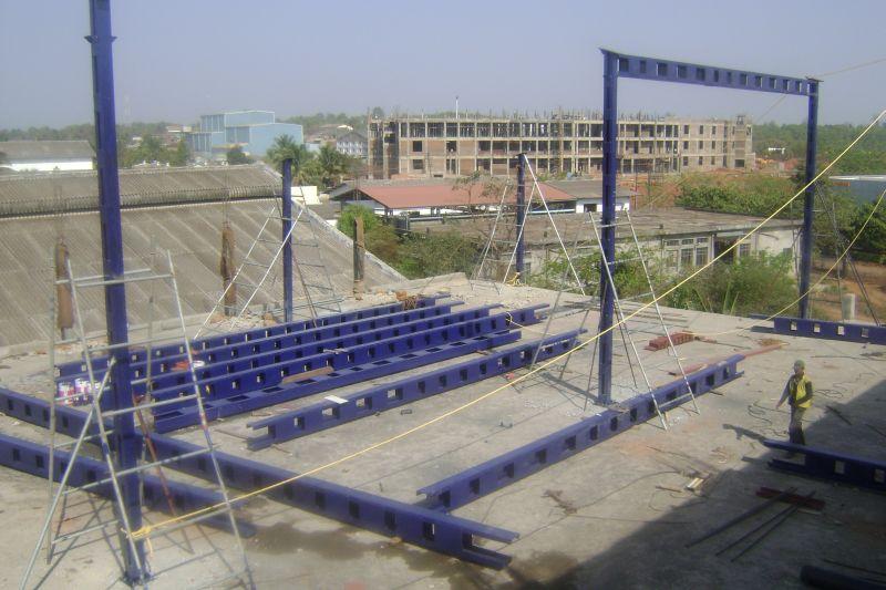 Structure Erection Work 06