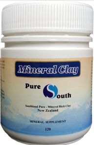120g Mineral Supplement Clay Powder