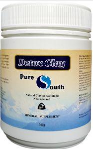 360g Detox Clay Powder
