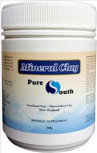360g Mineral Supplement Clay Powder