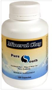 Mineral Clay Capsules