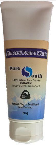 Mineral Facial Wash
