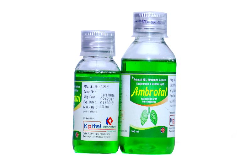 Ambrotal Cough Syrup