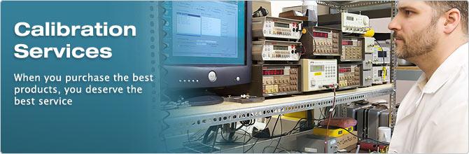 Machine Calibration Services