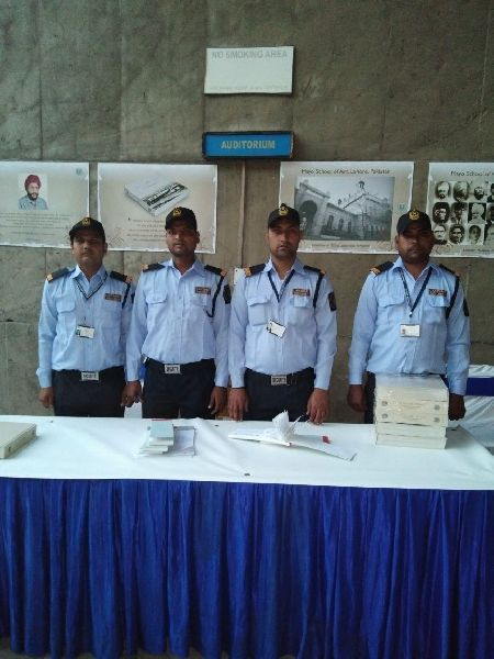 Personal Security Guard Services 07