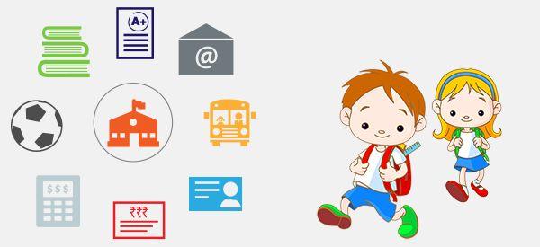 School ERP Software Development Services