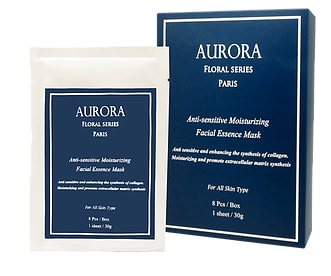 Aurora Facial Essence Face Mask