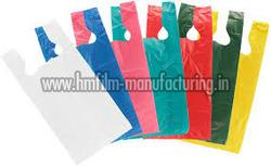 HM Plastic Carry Bags
