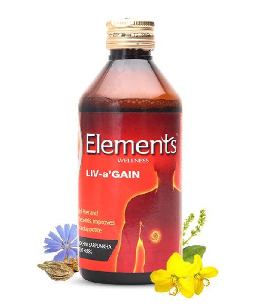 Elements Liv a Gain Liquid