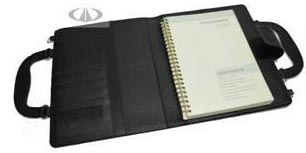 Leather Planner 04