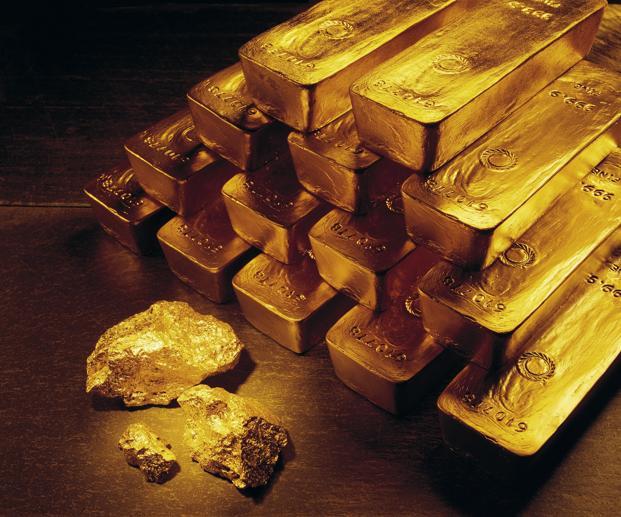Gold Bar 01