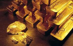 Gold Nuggets & Bars