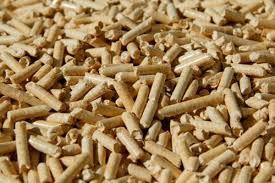 Biomass Wood Pellets