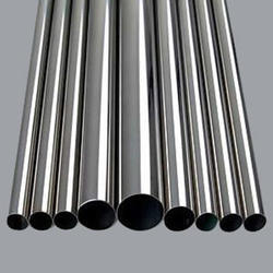 Polished Stainless Steel Round Tubes