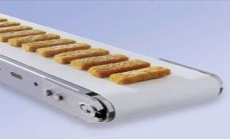 White Belt Conveyor System